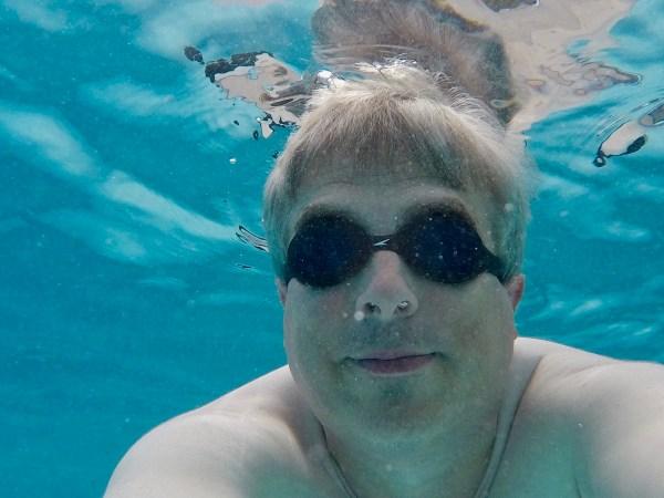 Underwater Adam