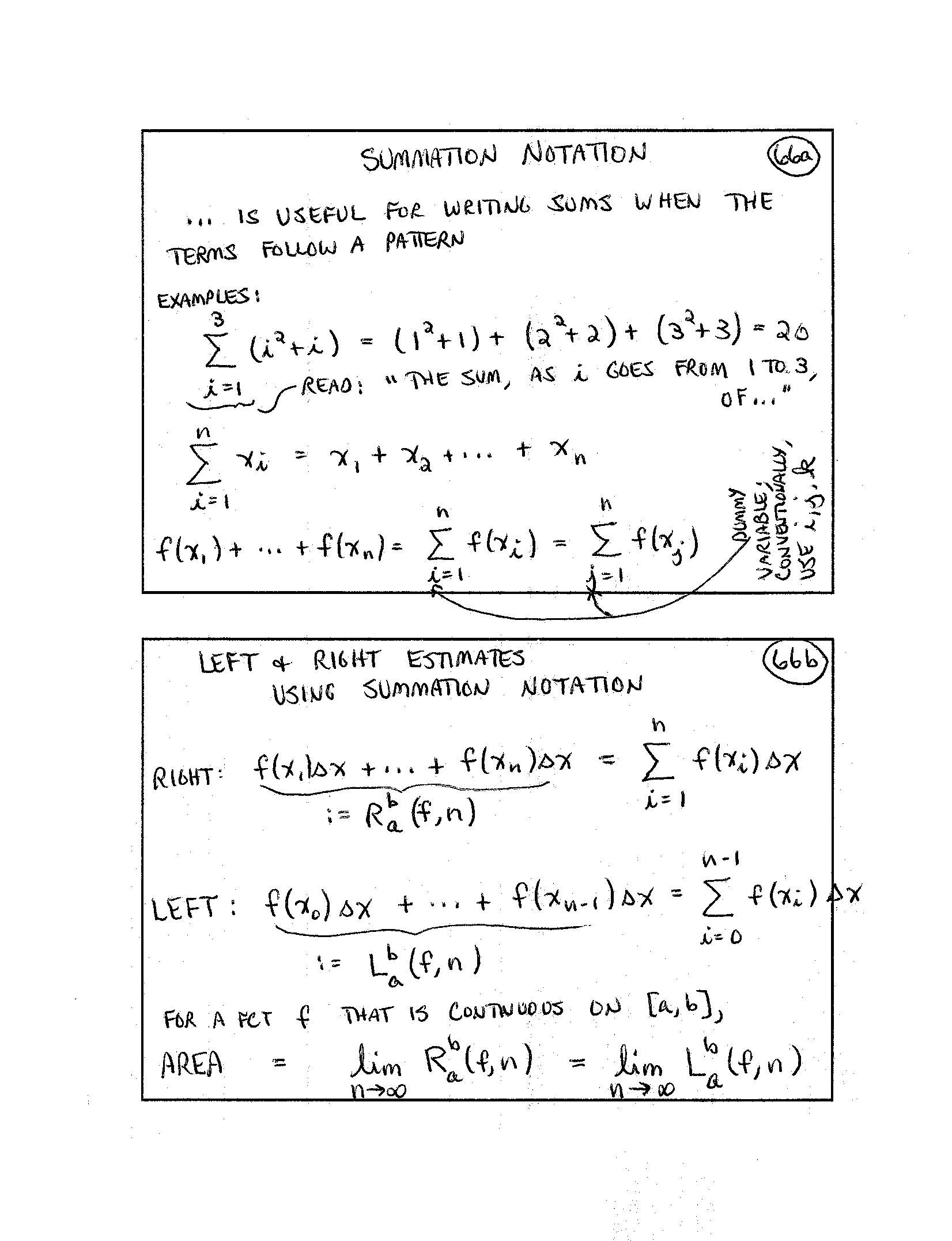 Calculus I Mathematics Daily Syllabus