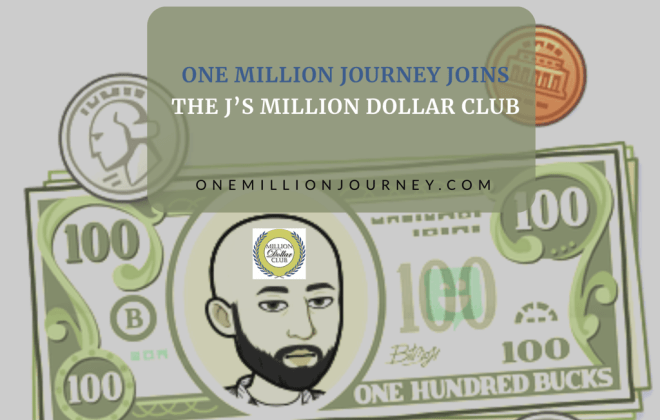one million journey million dollar club