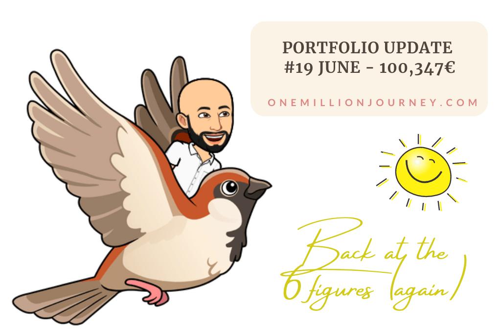 Portfolio Update 19 June 2020