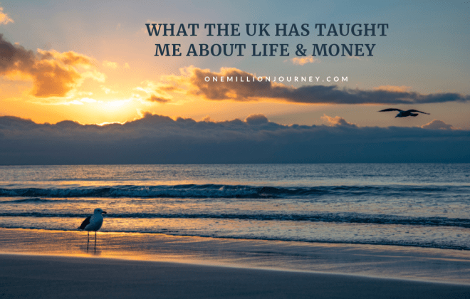 Life and Money in the UK