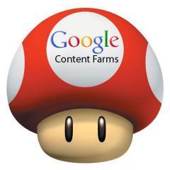 Google anti content farm