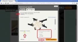 Creare un sito web - Gestione dell'immagine