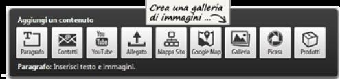 Come inserire le immagini su un sito web gratis