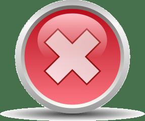 Cose da non fare per un sito