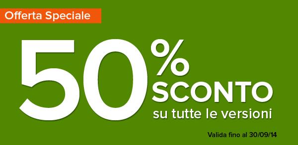 Creare Sito Web - Promo 50%