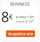 Versione Business - 1 Minute Site