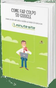 Creare un sito web- 1 Minute site
