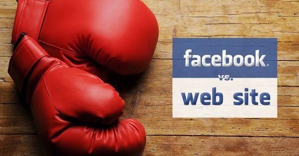 Promuovi i tuoi eventi con un sito web