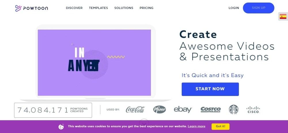 Come creare una home page efficace
