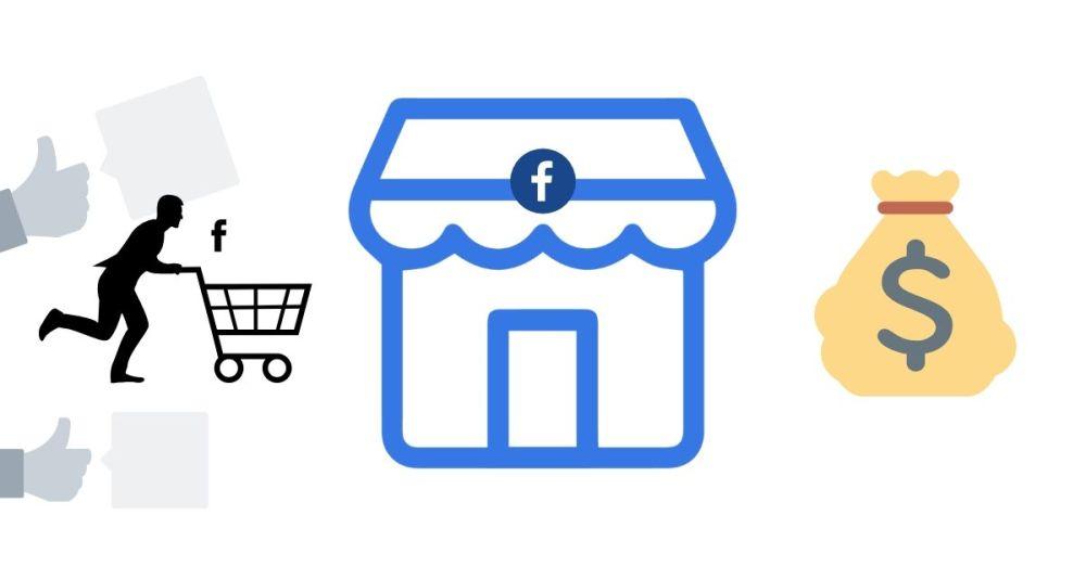 vendere usato su Marketplace Facebook