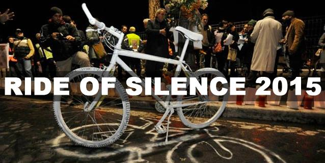 Ride of Silence 2015