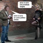 Il politico e la prostituta