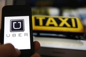 Uber e taxi