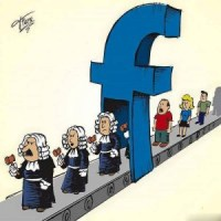 Facebook ovvero il quarto grado di giudizio