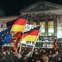 Il 3 ottobre 1990: primo passo verso l'Europa Unita