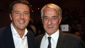 Renzi e Pisapia
