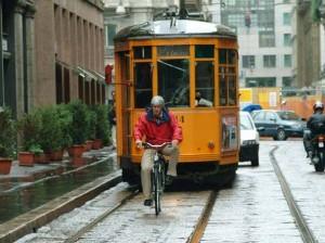 Bici a Milano