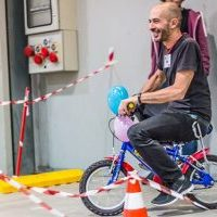 Giuseppe Sala e l'altro Rotafixa per Milano