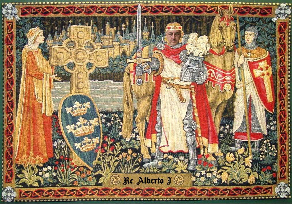 Quando sarò Alberto I Re del Mondo