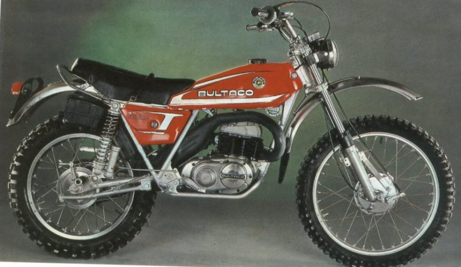 Bultaco 350 Alpina