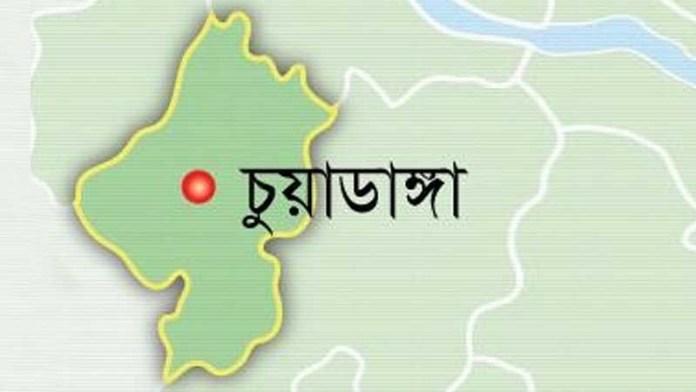 chuadanga map