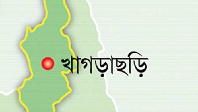 khagrachari map