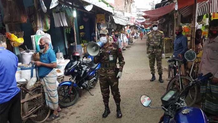 Jessore army