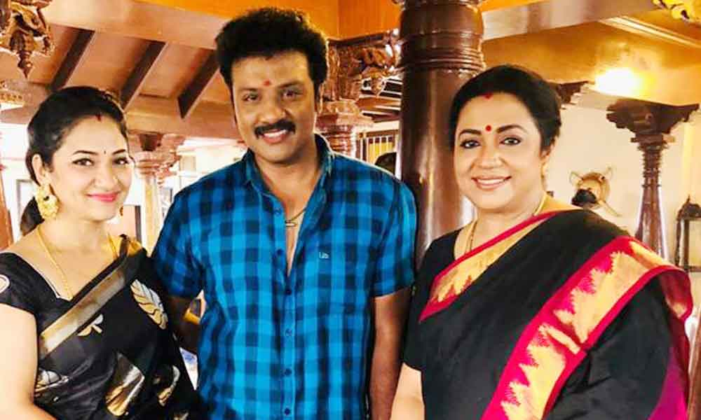 Kanmani Serial star cast, Photos and Videos - Sun TV