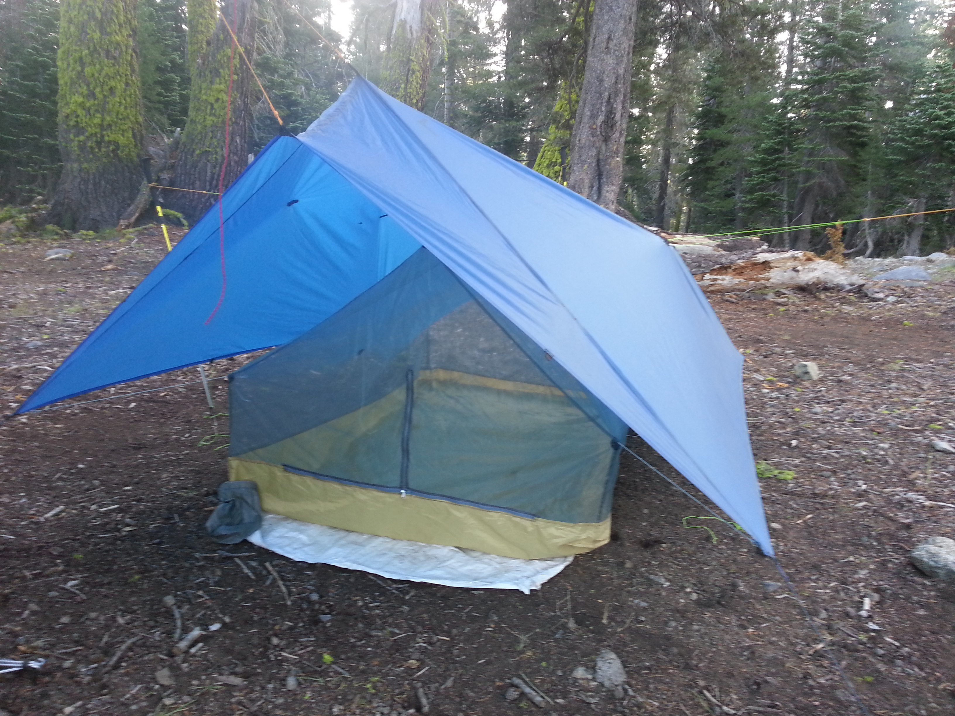 2 person Tarp (with batwing) 20 oz $75 (for kit) $22 for batwing (kit) 2 person Net-tent (urethane-nylon floor) 18.5 oz $70 (for kit) Tyvek ... & Gear Reviews u2013 The Incline of the Crest