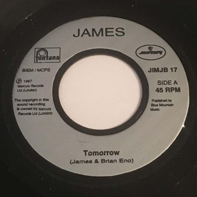 Jukebox Single: Tomorrow