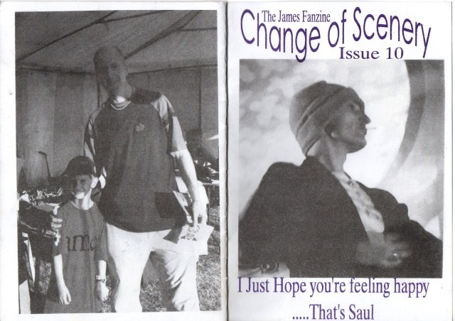 Fanzine: Change Of Scenery - Issue 10