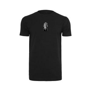 ONE AND ONE MAKES TWO - MYLOOKSDONOTDEFINEME - T-shirt zwart - Wesly van de Rijdt