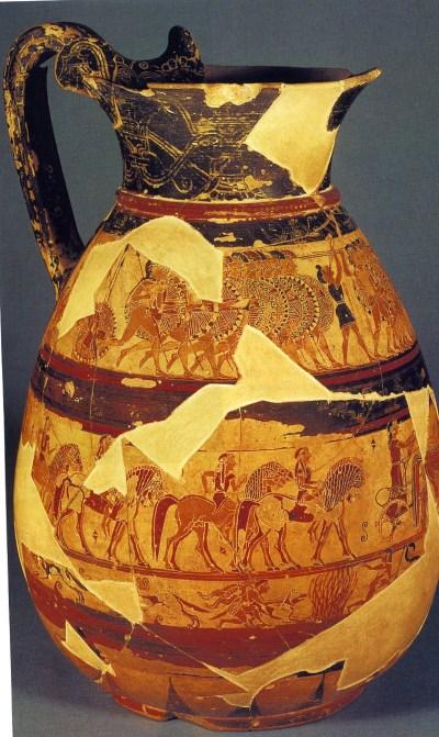Orientalizing: Vase Painting