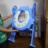 トイレトレーニングで便座を怖がる子どもにおすすめの補助便座とは?