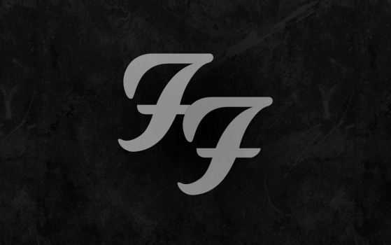 foo fighters teaser page