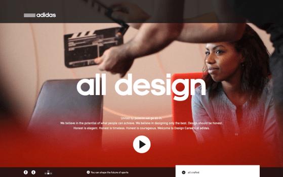 adidas design studios and jobs