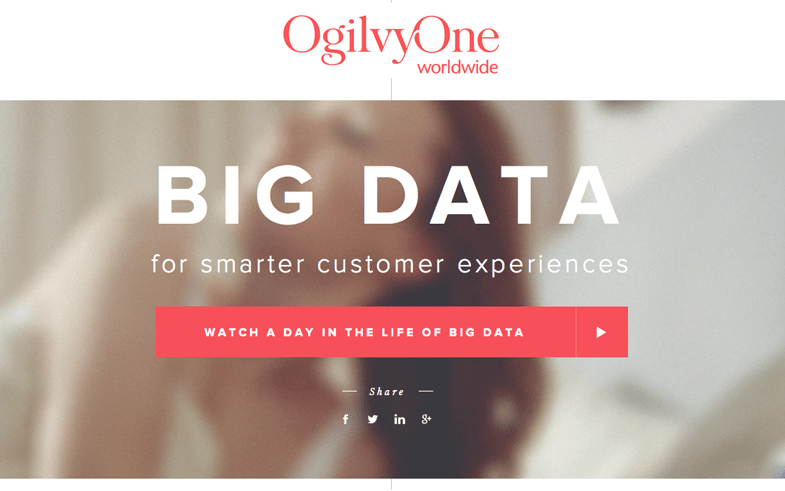 A day in big data information website