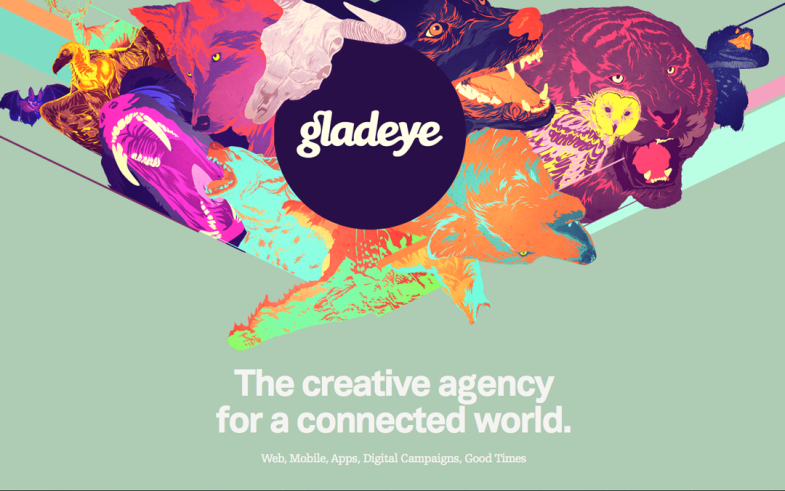 Gladeye Launching Soon Site
