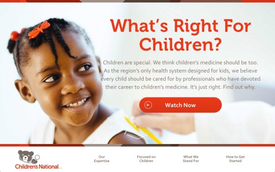 whats right for children?