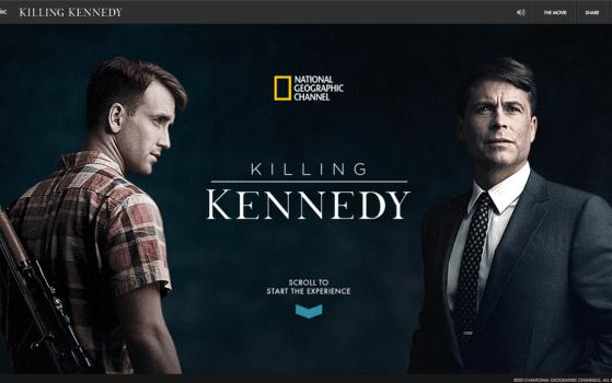 Killing Kennedy website