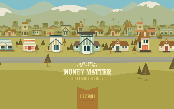 Make Your Money Matter one page websites