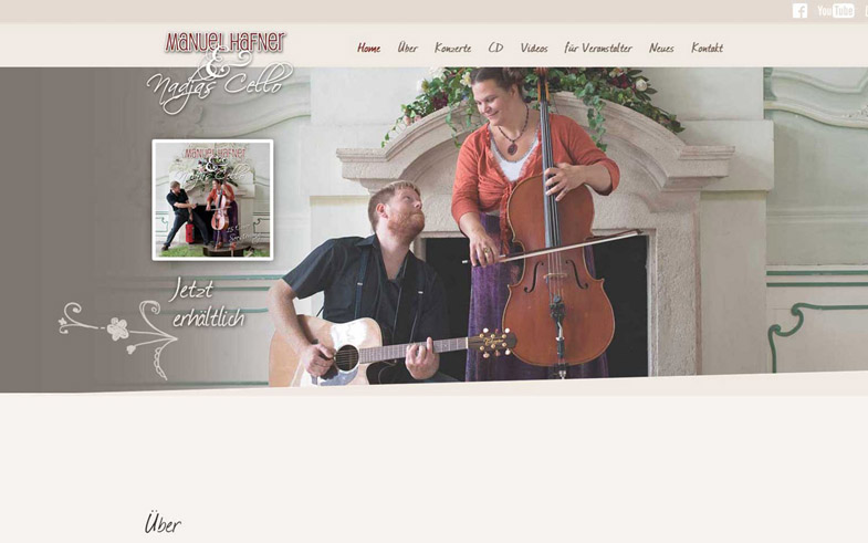 Manuel Hafner & Nadjas Cello featured