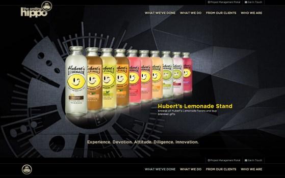 Smiling Hippo greece web design