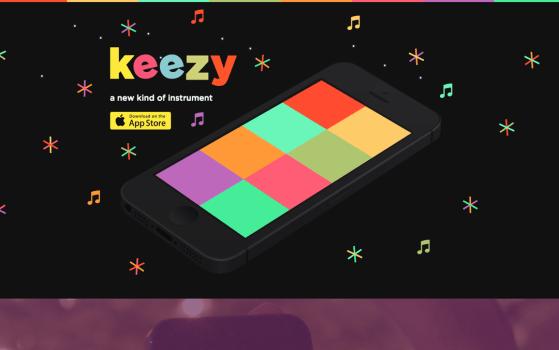 Keezy music app