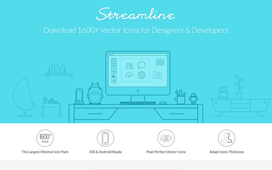 streamline icons