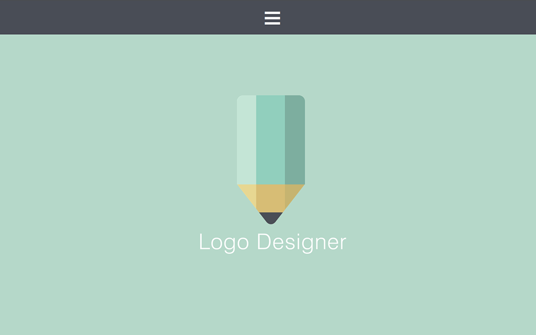 one page logo designer websites