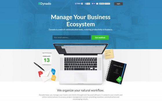 Dynado - Manage Your Business Ecosystem