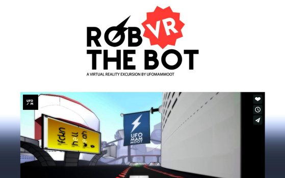 rob the bot one pager