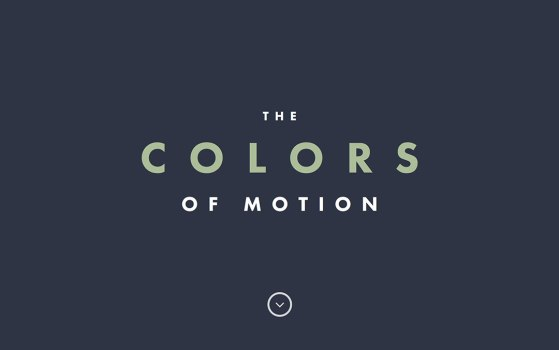 color of motions